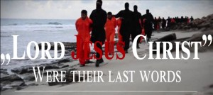 aISIS-persecution of Christians