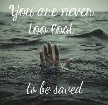 He offers Forgiveness & New Life